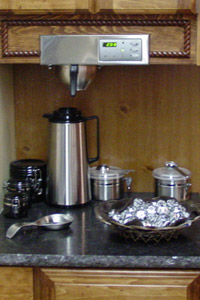Built In Coffee Maker Bica Residential 1033520