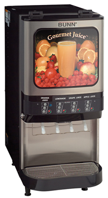 Bunn Gourmet Juice And Drink Systems