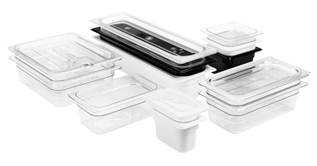 Camwear Polycarbonate Food Pans