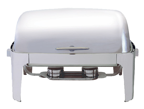 Full Size Chafer Roll Top Hood