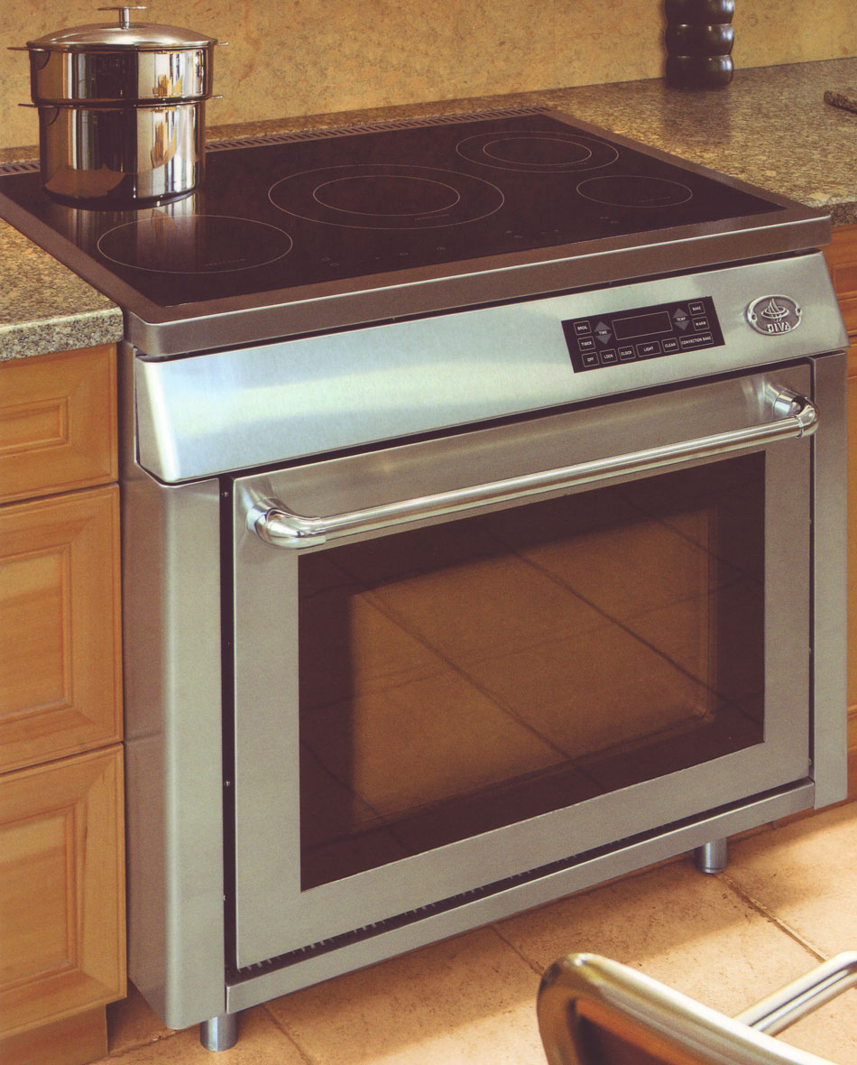 Exceptional ... Diva 365 Induction Range Stove