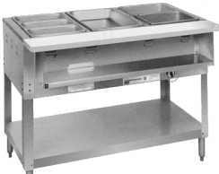Steam Tables By Duke Manufacturing