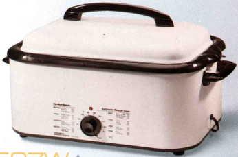 Hamilton Beach Countertop Roaster Oven