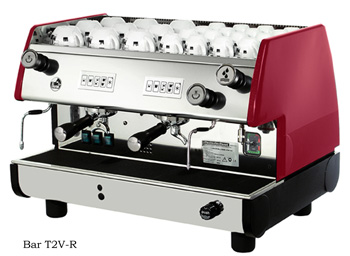 la pavoni bar-t series