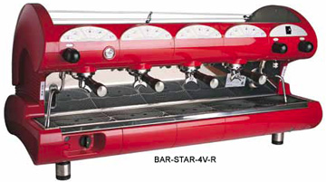 La Pavoni Bar-Star 4 Group