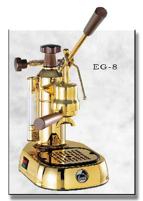 EG-8 Gold/Brass plated