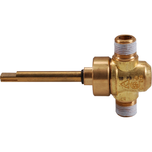 Burner/Gas Valve for Salamander Broilers, Bake and Roast Ovens