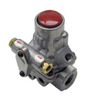 Safety Valve for Vectaire, Montague Pizza Ovens, 3/8 gas, 1/4 pilot