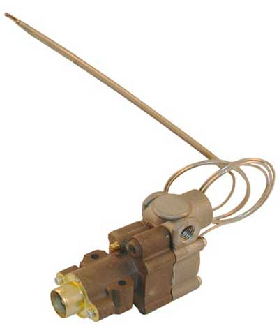 Griddle Thermostat (150-400 degrees F.), Grizzly, G/VG
