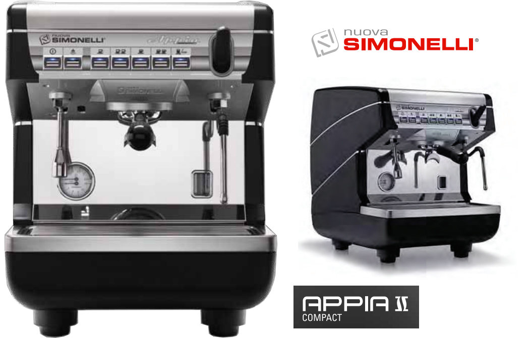 espresso cappucino machine single group