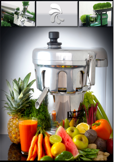 Nutrifaster N Series Juicers - the commercial American Standard