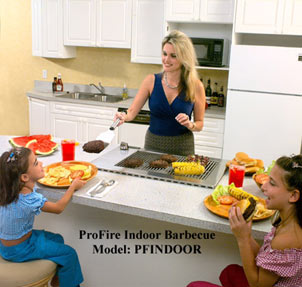 Indoor Grills for the Home by ProFire