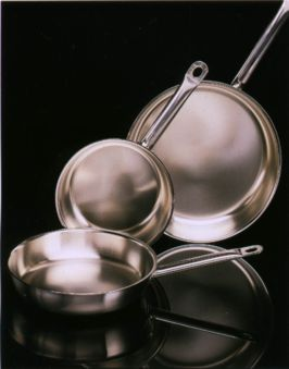 Induction cookware from Sitram
