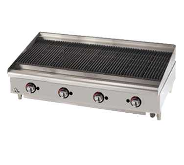 Star-Max Gas Char-Broiler, 48