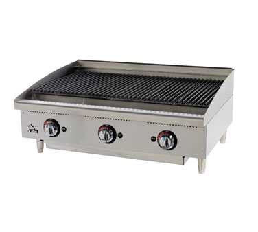 Star-Max Gas Char-Broiler, 36