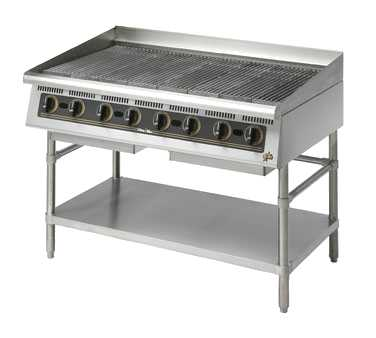 Ultra-Max Gas Char-Broiler, 48