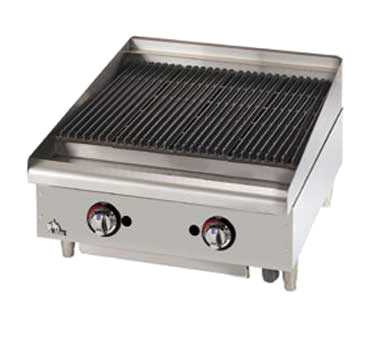 Star-Max Gas Char-Broiler, 24