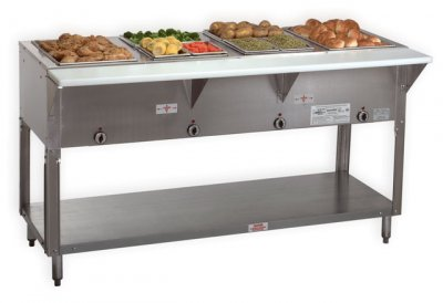 Hot Food Tables From Advance Tabco S Supreme Metal Products