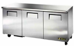 True Under Counter Refrigeration Freezers Chef Bases