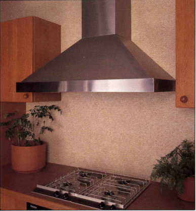 Vents Vent A Hood Europa Wall Mount