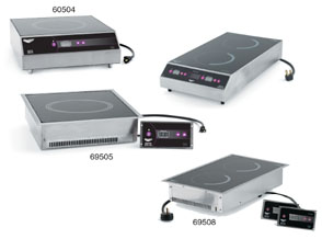 Vollrath Intrigue Ultra Induction Range