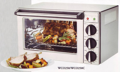 view these new waring convection ovens for an excellent alternative model - Convection Ovens