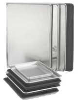 Vollrath Wear Ever Index Cookware Pizza Ovens Sheet