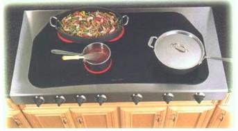48 Ceramic Gl Electric Cooktop
