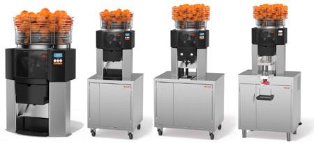 Zummo Automatic Citrus Juice Machines By Zummo Inc