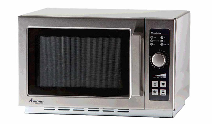 Amana Aoc24 In Action Provides Reliable And Safe Commercial Microwaves
