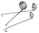 Ladle, Stainless Steel, 6 oz.