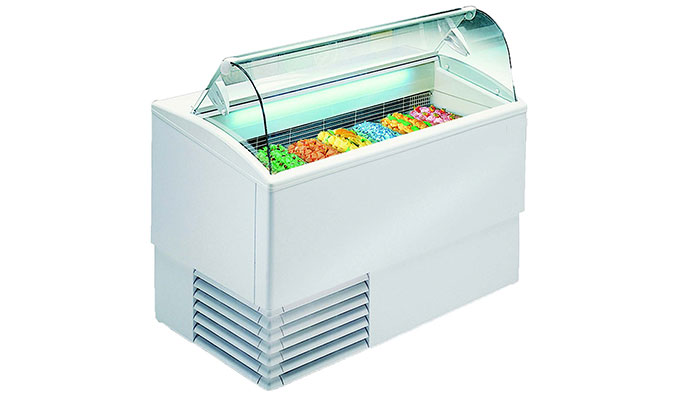Gelato And Ice Cream Dipping Cabinets By Excellence Industries - Dipping cabinet