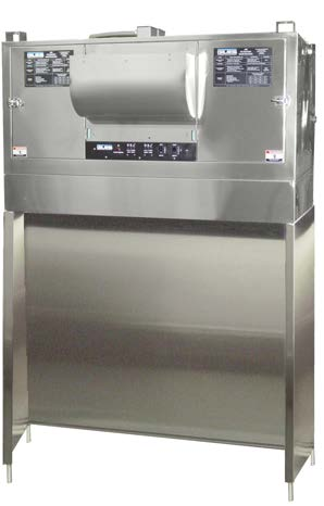 Giles Ventless Hood Systems For Electrical Cooking Equipment