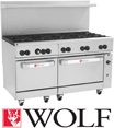 Wolf Stoves