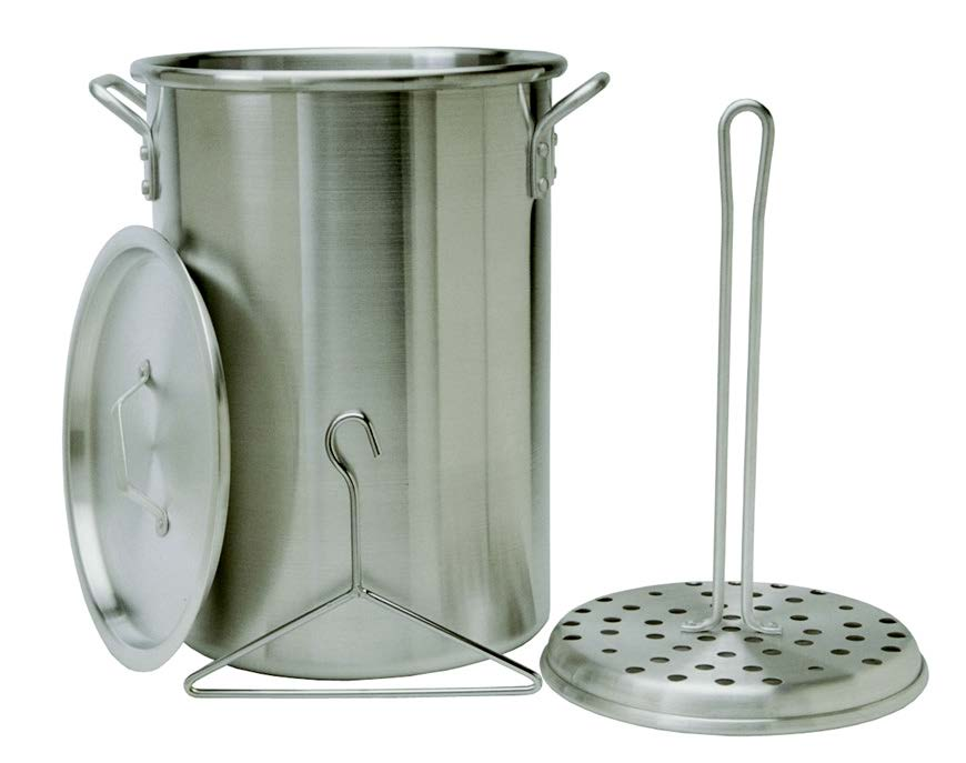 Turkey Deep Fryer Pots with Tools and Lid