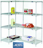 Wire Shelving and Storage Systems by Nexel