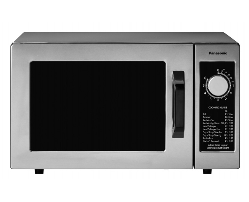 microwave ovens from panasonic commercial microwaves rh dvorsons com panasonic replacement microwave feed guide Panasonic Inverter Microwave 1250-Watt