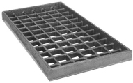 Grate, Bottom (Cast Iron, 8