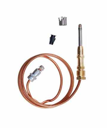 Thermocouple for Safety Valve on Challenger XL ovens, 18