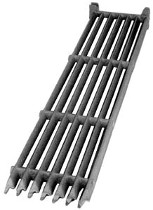 Slanted Top Grate