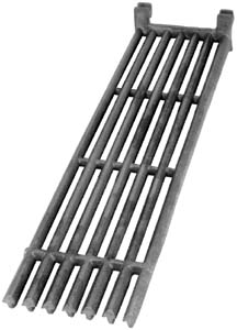 Straight Top Grate
