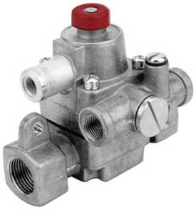Safety Valve - TS11J, 1/4