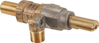 Burner Valve (for SCB Char Broilers, Wolf Griddles, etc.)