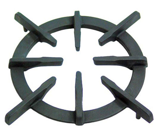Grate, Cast Iron Spider Grate (9.5