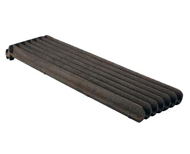 Slanted Rib, Reversible, Top Grate