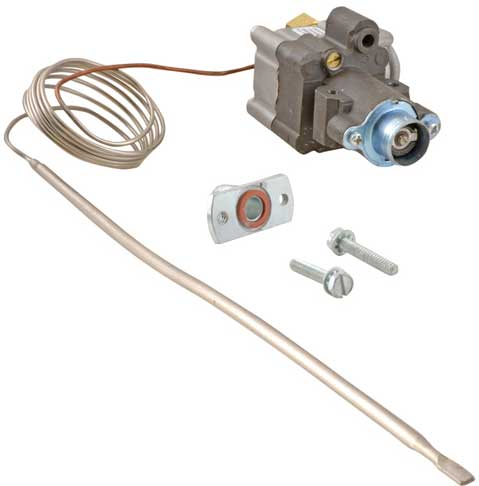 Oven Thermostat, W or V series Medium Duty Ranges