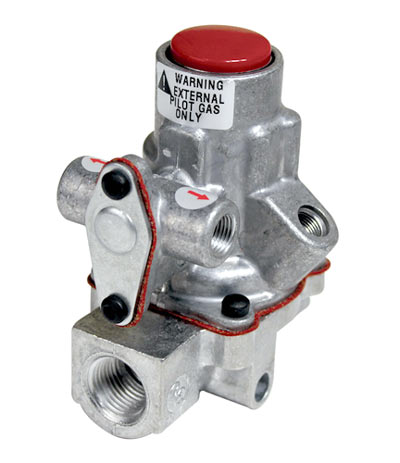 Safety Valve (Wolf Challenger and Commander Series)
