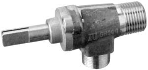 Gas Valve, for Wolf Cheesemelters (CMSS, CMJ*)