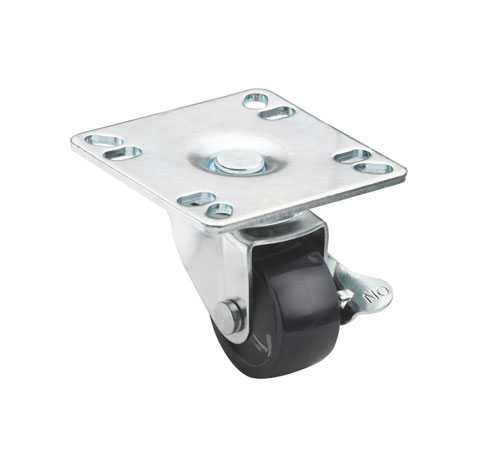 Low Profile Casters for Challenger XL, W-Series, V-Series (Vulcan V-Series),  Ranges (set of 4)