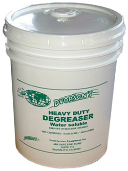 Dvorsons Brand Heavy Duty Concentrated Degreaser